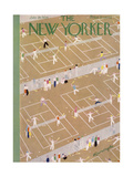The New Yorker Cover - July 28  1934
