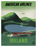 Ireland - Ross Castle  Killarney National Park - American Airlines
