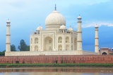 The Taj Mahal Agra India