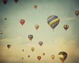 Dusk Balloons