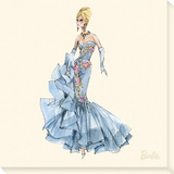 Blue Dress Barbie® 10th Anniversary