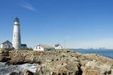 Boston Lighthouse Panorama