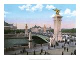 Vintage Paris Postcard - L'Arc de Triomphe de l'Etoile