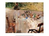 Breakfast  1887