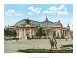 Vintage Paris Postcard - Le Grand Palais