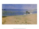 Boys on the Beach  1893