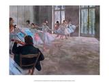 The Dance School  1874