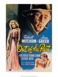 Vintage Movie Poster - Out of the Past