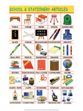 Indian Educational Chart - School & Stationery