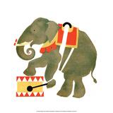 The Circus  Elephant  1925