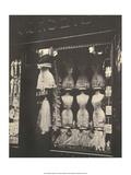 Lingerie Shop  Boulevard de Strasbourg Paris  1912