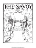Title Page from The Savoy  1896