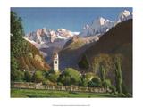 Soglio  Switzerland  1949