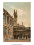Vintage Postcard  Chapelle du Saint Sang  Bruges