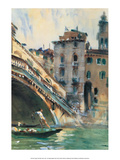 August  The Rialto  Venice  1907