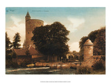 Vintage Postcard  Minnewater  Bruges