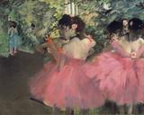 Danseuses Giclée par Edgar Degas