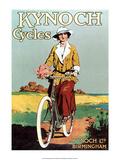 Vintage Bicycle Poster  Kynoch