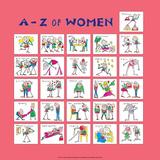 A - Z of Women