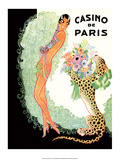 Jazz Age Paris  Casino de Paris  Josephine Baker