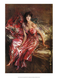 Lady in Red  1905