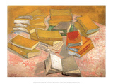 Still Life with Books  1887