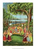 Vintage Indian Bazaar