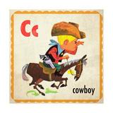 Vintage ABC- C