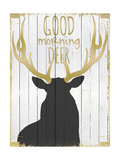 Good Morning Deer