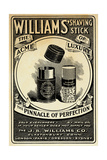 Williams Shaving Stick