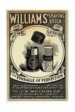 Williams Shaving Stick Giclée