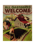 All Gardeners Welcome 1