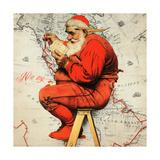 Santa Next  Stop