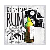 Drinking Rum
