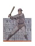 Baseball Grey