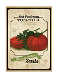Vintage Tomato Seed Packet