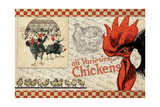 Checkered Chicken 6