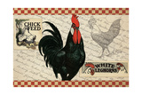 Checkered Chicken 4