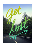 Get Lost Road Green