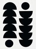 Style Tropical Reproduction d'art par Seventy Tree