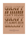 Can't Stand Gravy