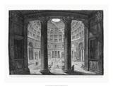 Veduta interna del Pantheon