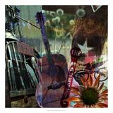 Guitar Collage