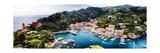 Portofino Panorama  Liguria  Italy