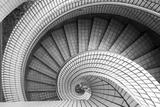 Spiral Staircase  Hong Kong  China