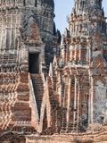 Phra Nakhon Si Ayutthaya Old Siam Tempel