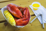 Maine Lobster and Corn on the Cob