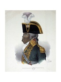 Portrait of Haitian Patriot Toussaint Louverture