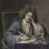 Portrait of Michel Richard Delalande