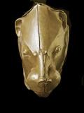 Mycenaean Art : Gold Lion's Head Rhyton